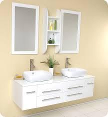 Modern Vanities For Bathrooms Sofa Decorative Modern White Bathroom Vanity