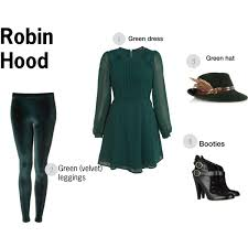 How To Make A Robin Hat Out Of Paper - diy costume robin polyvore