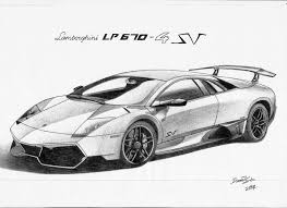 sketch of lamborghini gallardo lamborghini drawing how to draw aventador lamborghini reventon