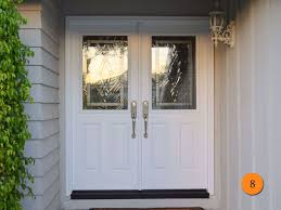 Double Glazed Wooden Front Doors by Front Doors Cool Double Exterior Front Door 36 Double Glazed