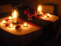 Romantic Dinner At Home by Romantic Dinner Ideas At Home For Him Home Design Ideas