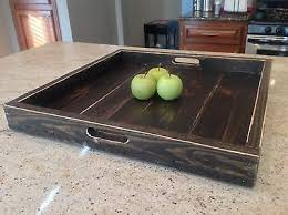 the 25 best large ottoman tray ideas on pinterest large wooden