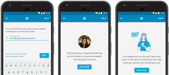 Login Wordpress Mobile Apps Updated With A New Login Experience