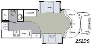 class b rv floor plans class b motorhome floor plans floor matttroy