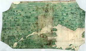 St Lawrence River Map File Carte Espagnole Fleuve Saint Laurent Jpg Wikimedia Commons