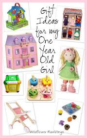 gift ideas for my 1 year old gift girls and baby play