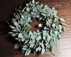 eucalyptus wreath diy eucalyptus wreath tutorial to inspiration