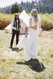 hippie wedding dresses best 25 hippie wedding dresses ideas on hippie