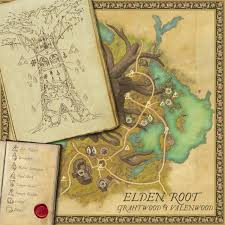 Deshaan Treasure Map Rogues Folio Thieves U0027 Maps All Cities U0026 Thievery Guide Updated