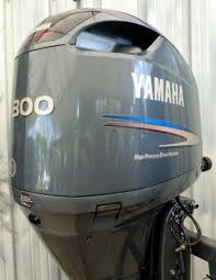 brand new or used yamaha 300 hp 300hp 4 stroke outboard motor