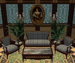 56 best victorian sims 2 living room images on pinterest sims 2