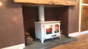 eazyclad thin brickslips being used to clad a fireplace surround