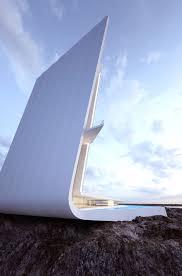 unique futuristic architecture is reimagined in roman vlasov u0027s