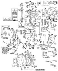 briggs stratton engine parts diagrams book covers briggs and