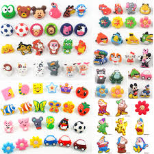 Knobs And Handles For Bedroom Furniture Cartoon Soft Gum Children Room Cabinet Drawer Knob Kids Wardrobe