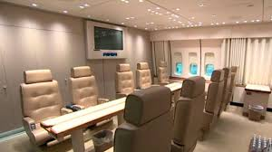Air Force One Interior Photos Take A Look Inside The President U0027s Personal Plane Air