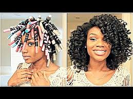 how to salvage flexi rod hairstyles beautiful natural hairstyles using flexi rods northaltaventures