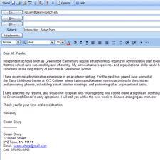 email cover letter email resume sle resume badak