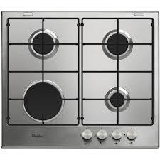 whirpool piani cottura piano cottura a gas whirlpool 4 fuochi gma 6410 ix whirlpool