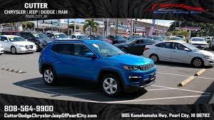 jeep compass latitude 2018 interior new 2018 jeep compass latitude sport utility in pearl city