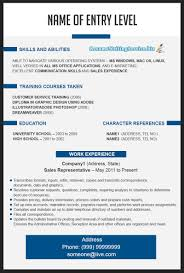 Free Creative Resume Templates For Mac What To Look For In A Free Resume Template Dadakan
