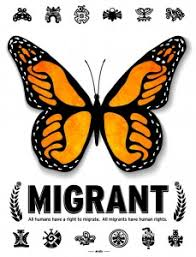 of monarchs and migrants the arts of the immigration movement