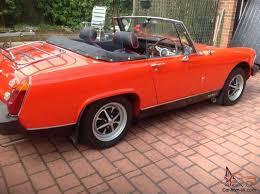 mg midget 1500 convertible