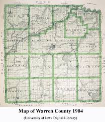 Map Of Virginia Cities And Towns by Towns In Warren County Iowa