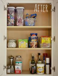 Organize Kitchen Cabinet How To Deep Clean Your Kitchen Spring Cleaning Tips
