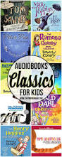 the big list of classic audiobooks for kids the pinning mama
