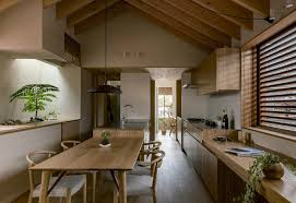 giardini interni casa la casa in stile giapponese di hearth architects decor italia