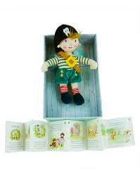 Tooth Fairy Gift Ragtales Tooth Fairy Pirate Gift Polka Dot Skies