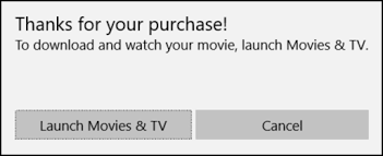 can i rent and watch a movie in windows 10 ask dave taylor