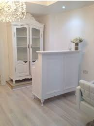 Small Salon Reception Desk Reception Desk Cash Desk Salon And Retail French Style Shabby