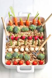 vegetable garden dip