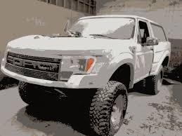 raptor bodied bronco conversion ford raptor forum f 150