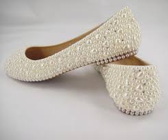 pearl wedding shoes flat bridal shoes pearls wedding shoes pearl white lace shoes