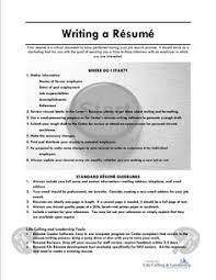 Resume Preparation Sample by Good Resume Headers Cover Latter Sample Pinterest Resume And
