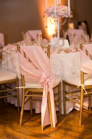 chair decorations 20 creative diy wedding chair ideas with satin sash