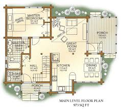 House Plans With Lofts Luxury Home Plans Small Cottagecottages With Loft Floor Plans