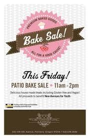 successful bake sale ideas bake sale flyer cake ideas and