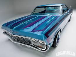 1965 chevrolet impala 1985 chevy 350 engine lowrider magazine