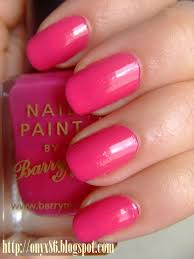 pink color shades onyx beauty fashion and lifestyle blog notd matte barry m