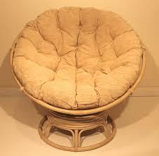 Papasan Chair Cover Brownsan Chair Cushion Wonderful Rattan Outdoor With Khaki Seat