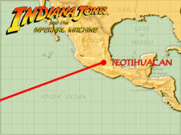 teotihuacan map indiana jones and the infernal machine sinjin s