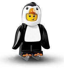 jeux de cuisine de pingouin figurine lego serie 16 garçon pingouin amazon fr jeux et jouets