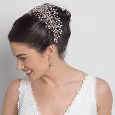 bridal headpiece niana ethereal bridal headpiece bridal hair accessories