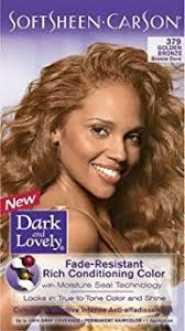 Light Golden Blonde Hair Color Softsheen Carson Dark And Lovely Permanent Hair Color Number 384
