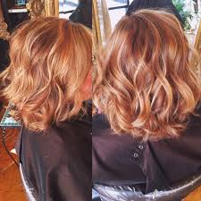 12 blonde hair with red highlights hair color ideas red