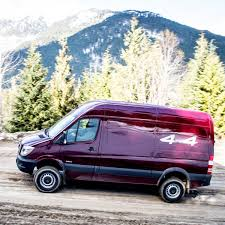 volkswagen van 2015 the 2015 sprinter 4x4 is cheaper safer and smarter than your